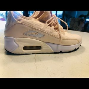 Nike air size 8 trainers